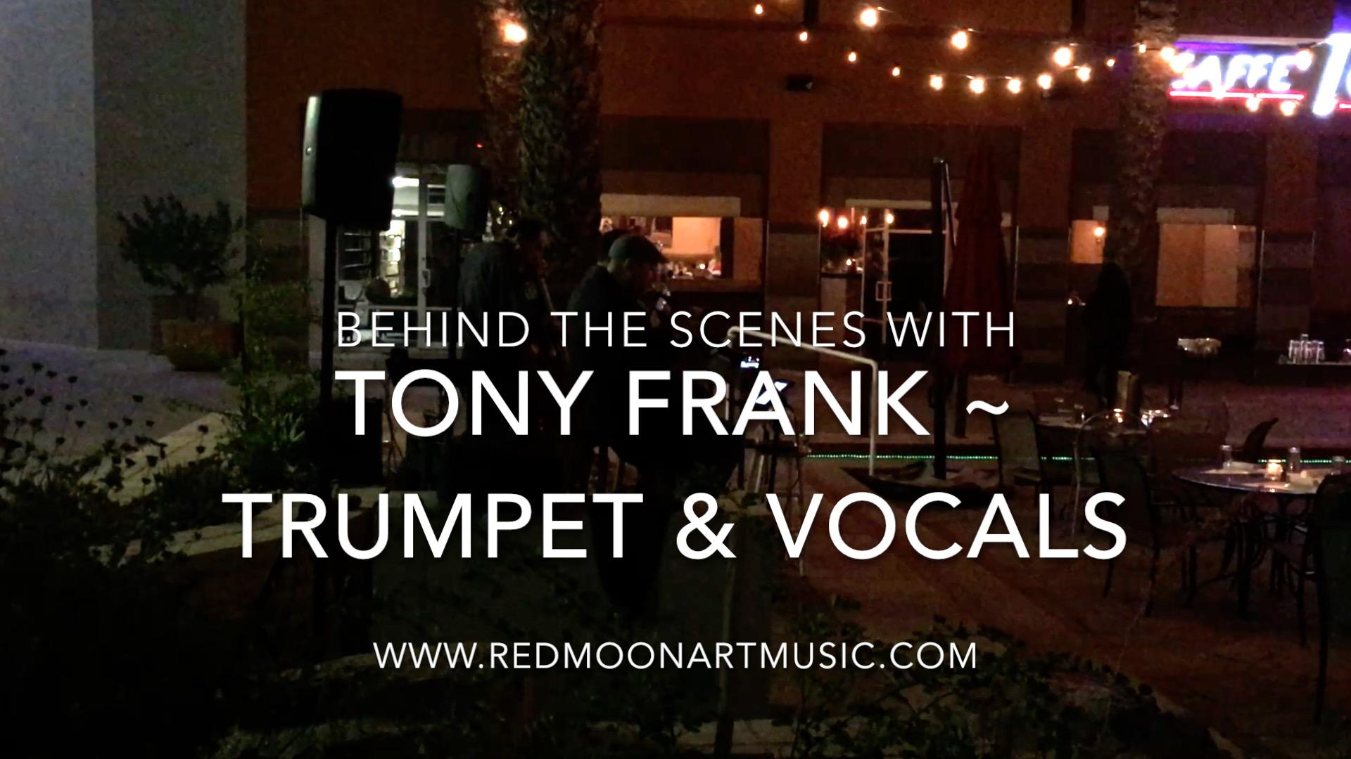 Tony Frank @ Caffe Torino