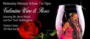 Valentine's Day at the Dunbar w/ The Tucson Jazz Society