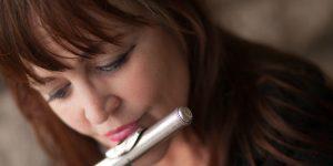 Tess RedMoon & Flute