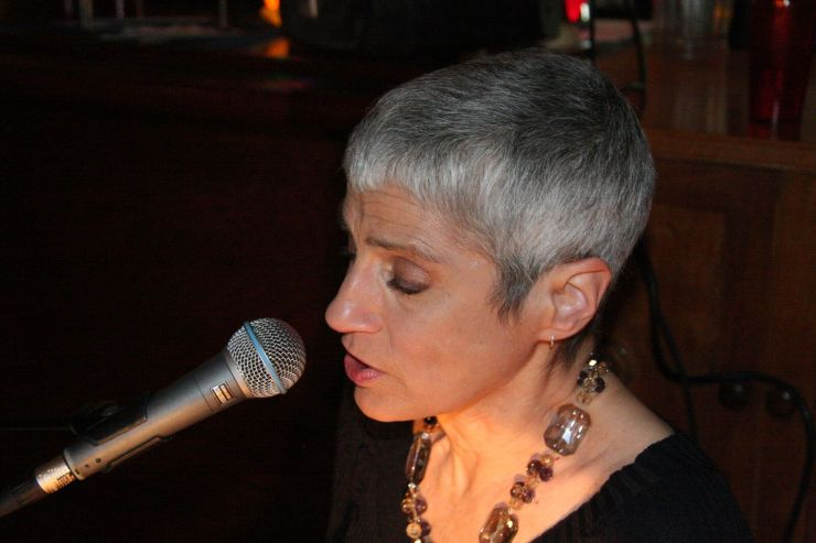 Susan Artemis, vocals & keys