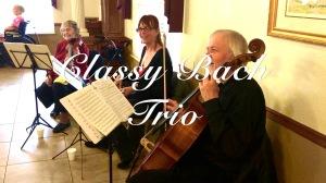 Classy Bach Trio