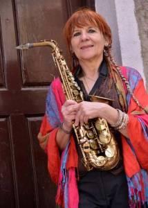 Biggi Vinkeloe - jazz saxophone