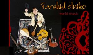 """Farshid """"Etniko"""" Soltanshahi"""